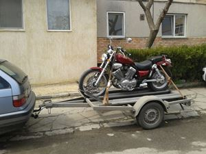 Picture of Transport moto in Bucuresti